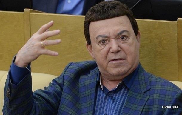 Кобзон назвав Крим  непосильною ношею  для Росії