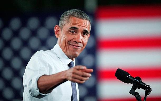 Обама став частіше лихословити на посаді президента
