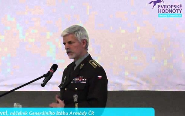 Чешский Генерал Павел: «Россия является угрозой, а ее пропаганда -  болезнью»