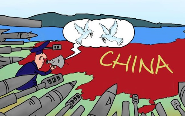 США vs КНР: Смертельная битва XXI века