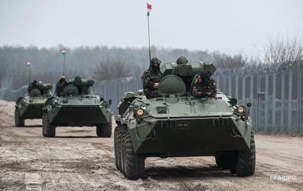 Британия намерена заблокировать создание армии ЕС