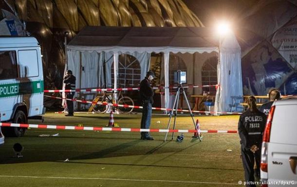 В Берлине полиция застрелила беженца, напавшего с ножом на соседа