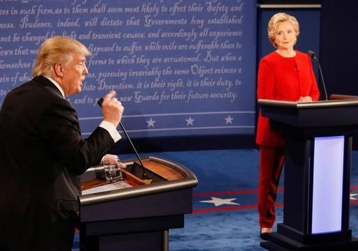 Ключевые тезисы дебатов Трампа v Клинтон: не так страшен Трамп …