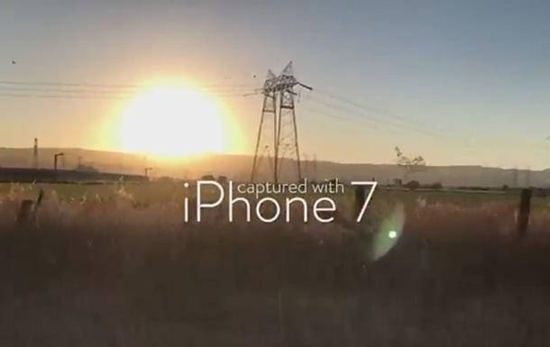 Показан пример 4К-видео, снятого на iPhone 7