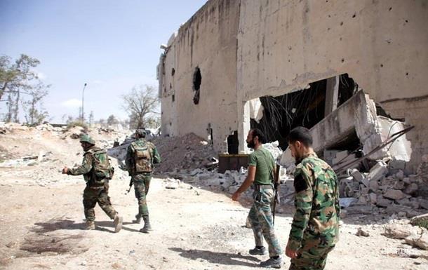 Головна лікарня Алеппо потрапила під авіаудар - ЗМІ