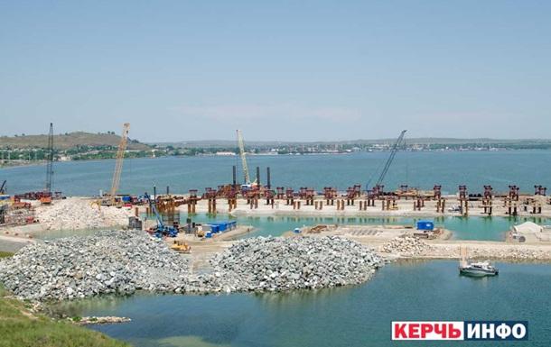 Керченский мост оказался непосильной ношей!