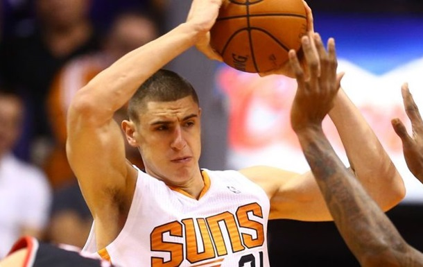Клуб НБА не гарантирует продления контракта украинскому игроку