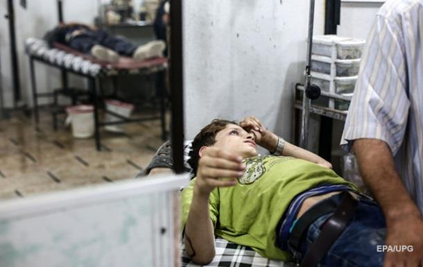 В Алеппо за неделю погибли 96 детей - ЮНИСЕФ