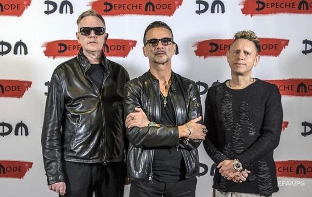 В Киев едут Depeche Mode