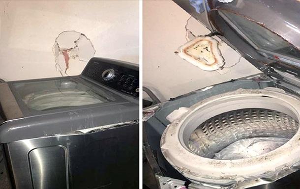 Samsung  признала опасность своих стиральных машин