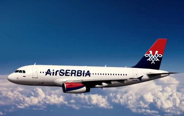 Air Serbia уходит из Украины - СМИ