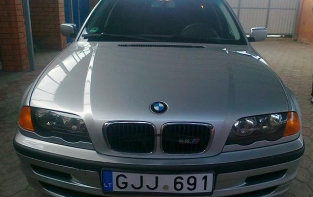 И снова литовские авто