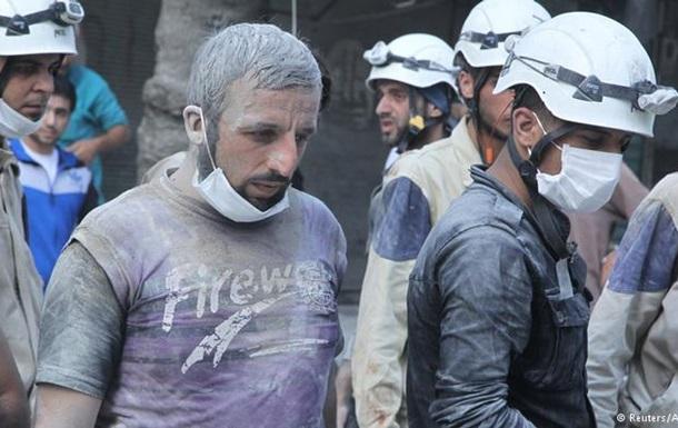 В Алеппо вдруге за тиждень розбомбили лікарню