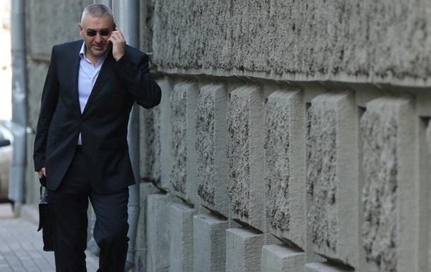 Фейгин отправился к задержанному журналисту