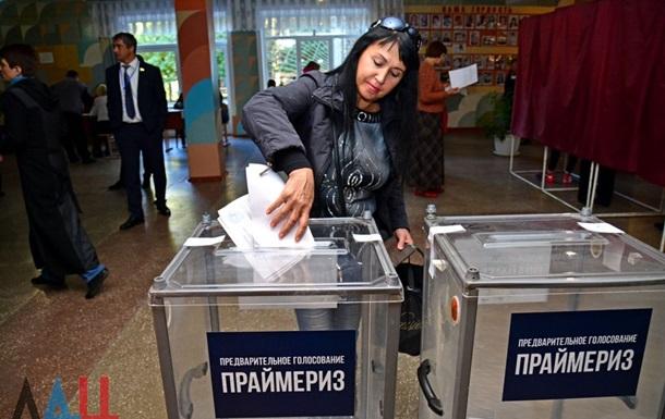 Итоги 2 октября:  Праймериз  в ЛДНР, Папа в Баку