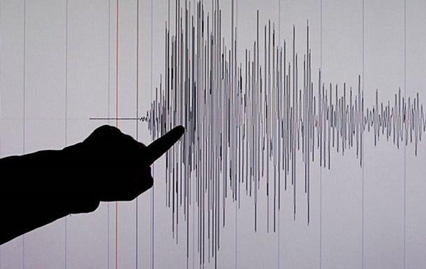 Возле Греции произошло землетрясение