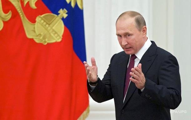 Путін призупинив угоду з США щодо плутонію