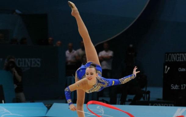 Ризатдинова - лучшая спортсменка Украины в сентябре