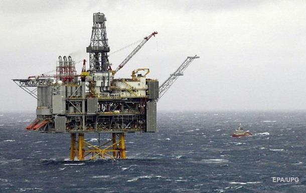 В Северное море вылилось почти 100 тонн нефти