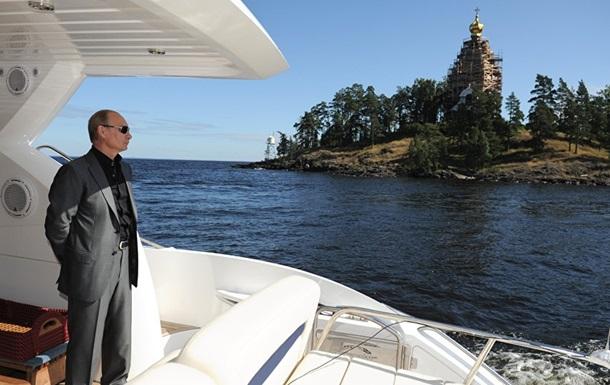 У Путіна знайшли дачу в Карелії - ЗМІ