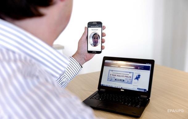 MasterCard ввела сервіс оплати через селфі