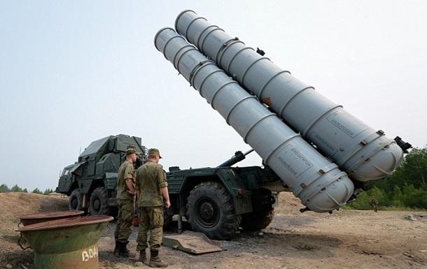 Росія пояснила розміщення С-300 в Сирії