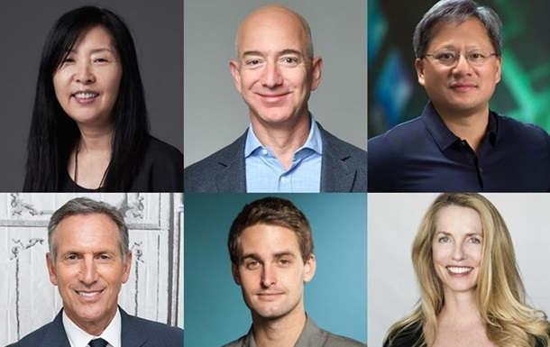 Forbes назвав найбагатших американців