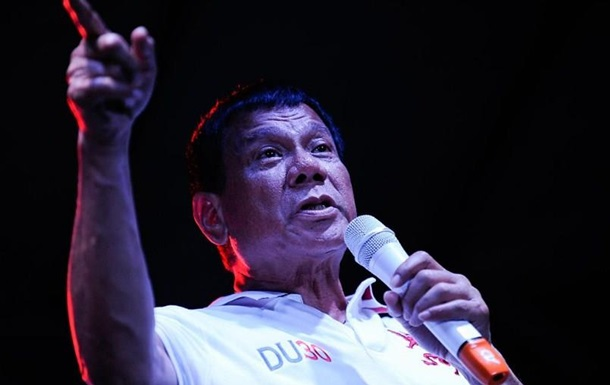 Президент Філіппін пообіцяв купити зброю в Росії