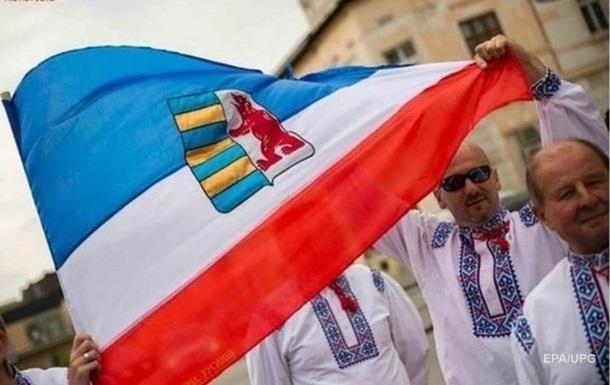 Народная рада русинов выступила за автономию в Закарпатье