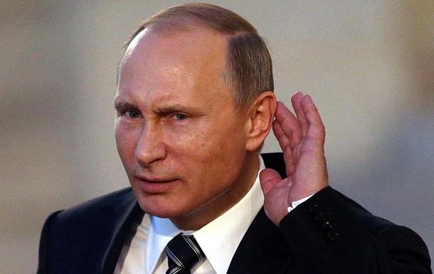 Путін збентежив учителя запитанням про зарплату