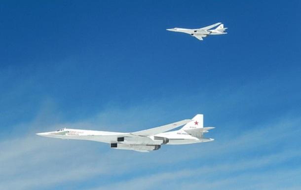 Российские Ту-160 прошли до Испании мимо границ пяти стран Европы