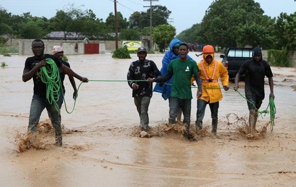 Жертвами урагану Метью стали 19 громадян країн Карибського басейну