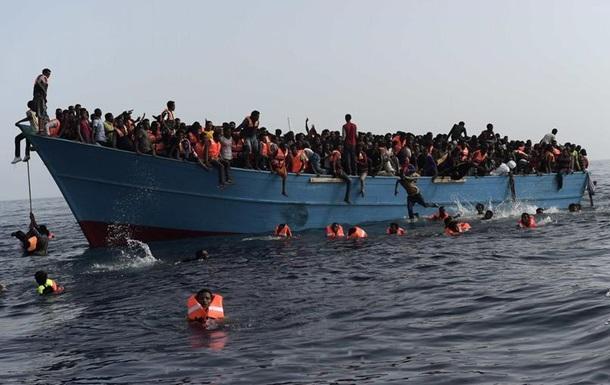 За дві доби поблизу берегів Італії врятували 11 тисяч біженців