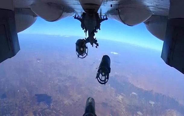 Росія випробувала в Сирії новітні ракети