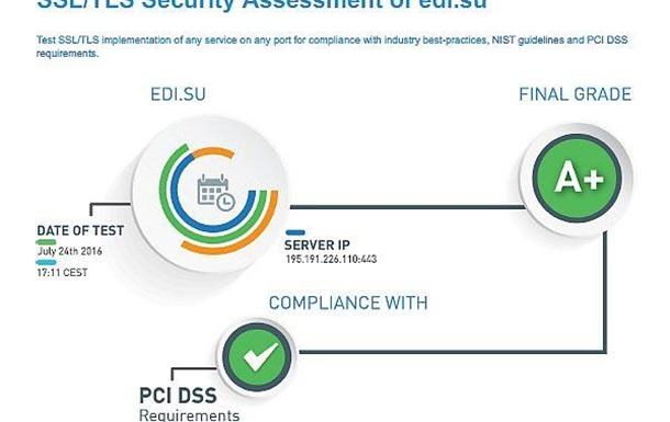 Провайдер E-COM повысил безопасность платформы обмена е-документами