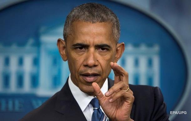 Обама проти санкцій для Росії через Сирію - WP