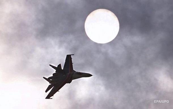 Финляндия обвинила российский Су-27 в нарушении воздушного пространства