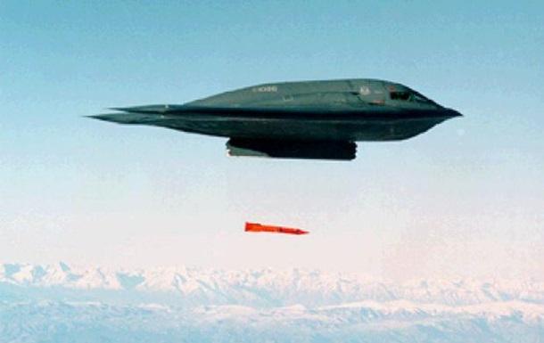 США испытали две новые атомные бомбы