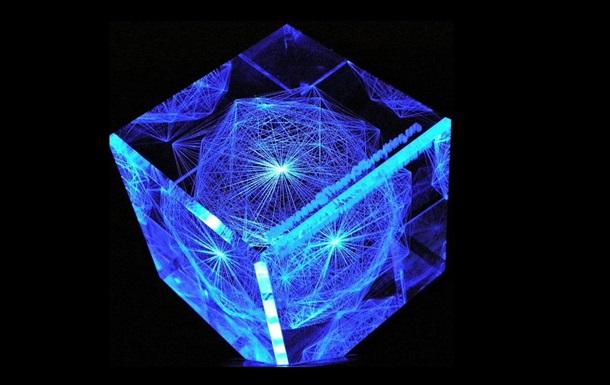 Вчені створили перший  кристал часу