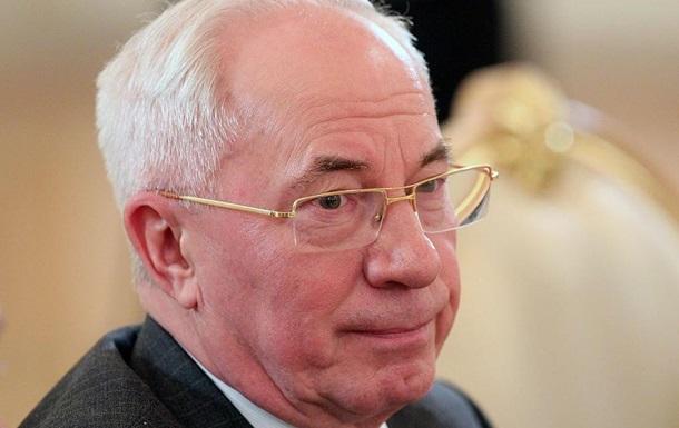 Суд скасував відновлення виплати пенсії Азарову