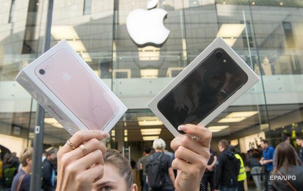 Названа дата старту  білих  продажів iPhone 7 в Україні