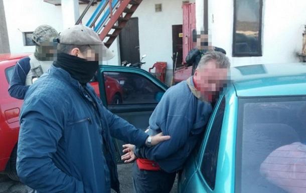 В Ровно задержали российского шпиона - СБУ