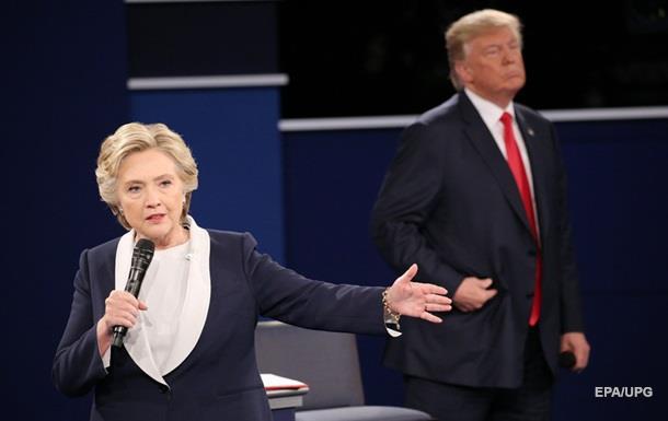 Клинтон заявила о попытках РФ повлиять на выборы в США