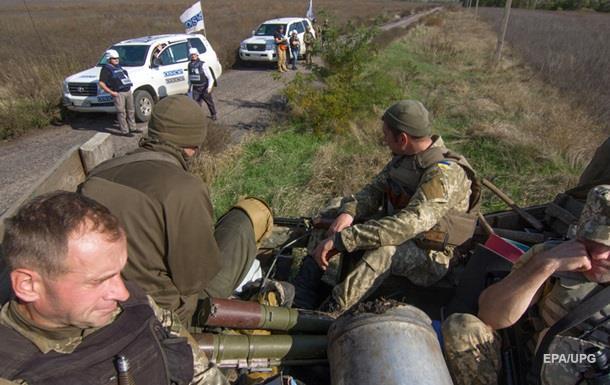 В ОБСЄ назвали умови моніторингу розведення сил