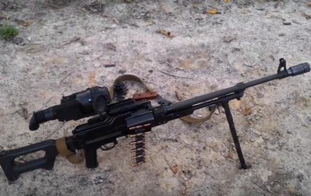 Волонтер повідомив про браковані кулемети для ЗСУ