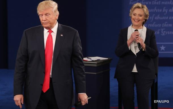 Секс-скандал. Женщины против Трампа в США