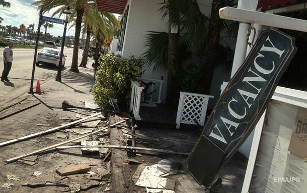 У США жертвами урагану стала 21 особа
