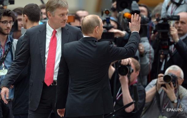 Песков может стать помощником Путина – СМИ