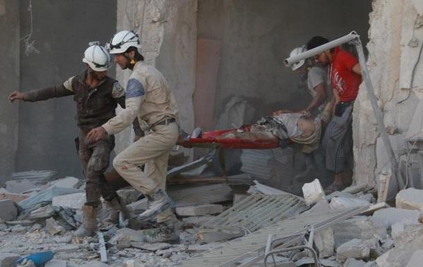Десятки жертв у Сирії за останню добу