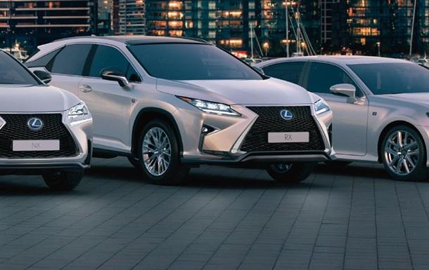 Розкішна осінь від Lexus - неймовірно вигідні цінові пропозиції
